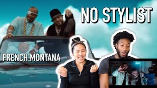 FRENCH MONTANA - NO STYLIST FT. DRAKE | MUSIC VIDEO REACTION