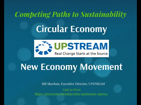 Competing Paths to Sustainability - Circular Economy