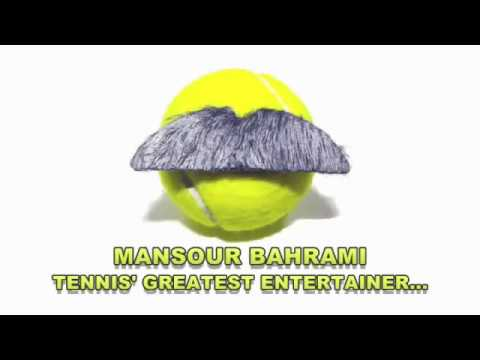 Најголемиот забавувач во историјата на тенисот