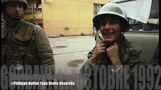 Bosnie-Herzégovine-Grbavica Octobre 1992-Archives