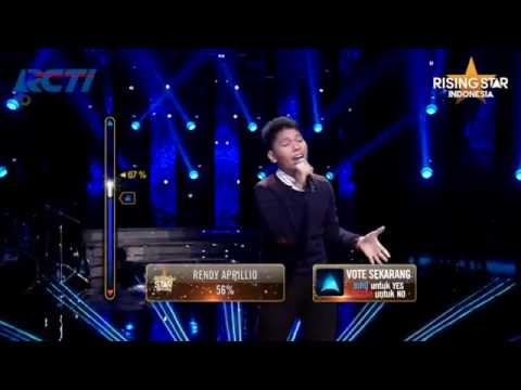 """Sonny Saragih """"(Everything I Do) I Do It For You"""" Bryan Adams - Rising Star Indonesia Best 14 Eps 15"""