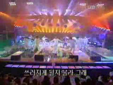 H.O.T. 5th album come back special SBS - We can do it! (그래 그렇게)
