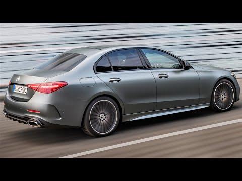 2022 Model Mercedes-Benz C-Class – Şık ve Ayrıcalıklı Lüks Sedan Teknik ve Özellikleri