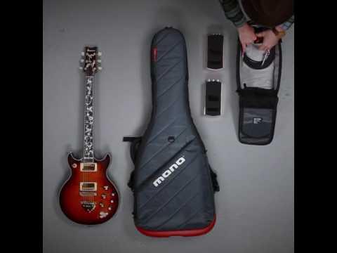 MONO Vertigo Guitar Grey Case MONOfits