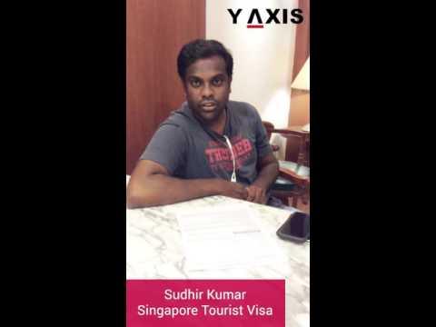 Sudhir Kumar Singapore Tourist visa PC Tara