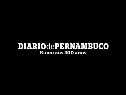 Diario impresso de volta para os pernambucanos