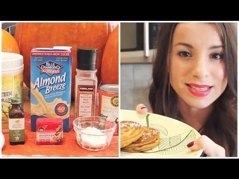 Pumpkin Protein Pancakes: Healthy Recipe