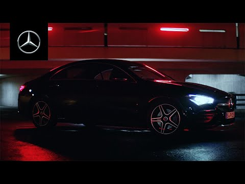 Mercedes-Benz CLA – Lose Yourself