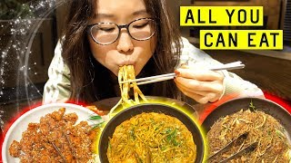 ALL YOU CAN EAT Korean Buffet