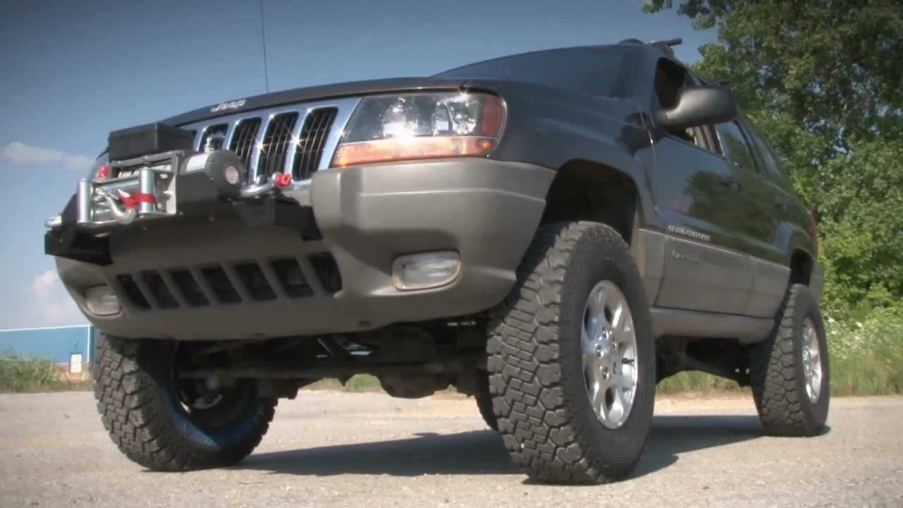 Rough Country S Jeep Grand Cherokee Wj 4 Quot Long Arm System