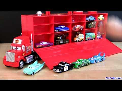 Disney Cars  Mack Carry Case