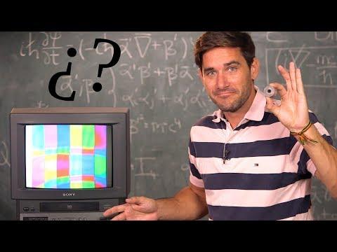 ¿Cómo funciona la televisión?