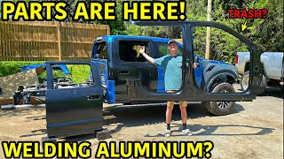 Rebuilding A Wrecked 2019 Ford Raptor Part 5