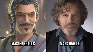 Characters and Voice Actors  - Kingdom Hearts III (English)