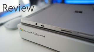 Surface Go - Full Review - Everything you wanted to know