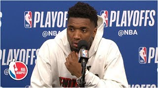 Donovan Mitchell: Jazz not going to 'lay over' to Rockets | 2019 NBA Playoffs