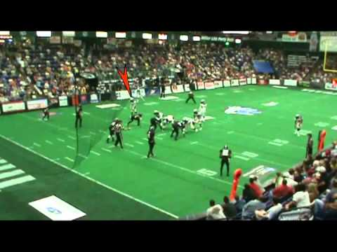 David Brown, WR, Chicago Slaughter (IFL)