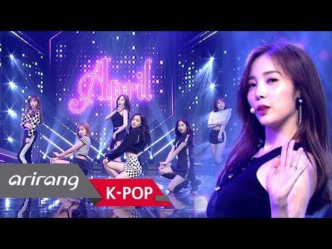 [Simply K-Pop] APRIL(에이프릴) _ Oh! my mistake(예쁜 게 죄) _ Ep.334 _ 102618