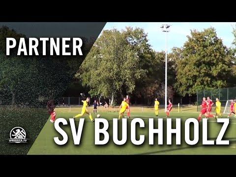 FSV Fortuna Pankow - SV Buchholz (Bezirksliga, Staffel 2) - Spielszenen | SPREEKICK.TV