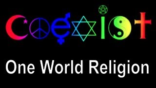 ''CoExist'' Means the Demonic One World Religion - JD Farag [mirrored]