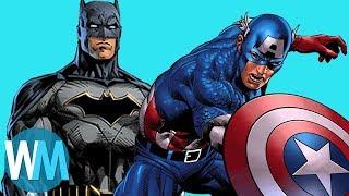 Justice League vs. The Avengers