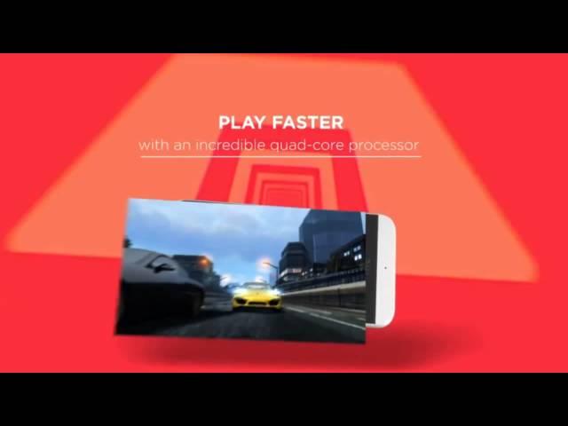Belsimpel.nl-productvideo voor de HTC Desire 510 Grey