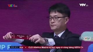 Kết quả bốc thăm AFC Cup 2018: FLC Thanh Hoá rơi vào bảng toàn Á quân