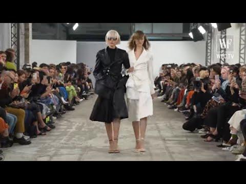 Kimhekim spring-summer 2020 Paris fashion week
