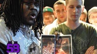ARSONAL VS CHARRON | Don't Flop Rap Battle