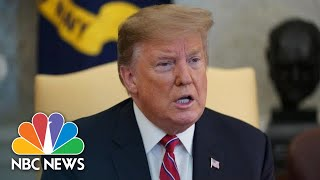 President Donald Trump: 'I Was Never A Fan Of John McCain And I Never Will Be' | NBC News