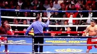 Adrien Broner vs Marcos Maidana Highlights