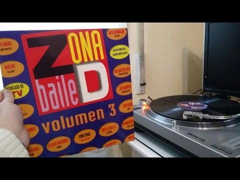 Zona de Baile Vol. 3 | Co.Ro Feat. Taleesa - Because the night