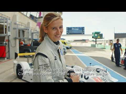 [Ep.1] Pescarolo Prototype Training Course in Le Mans with Sarah and Louis! Total Racing
