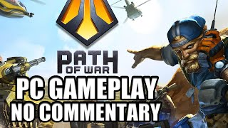 Path of War - PC Gameplay / No Commentary