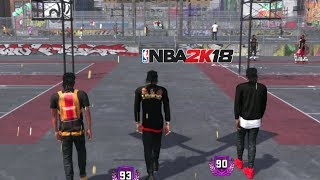 Migos'  • (QUAVO, OFFSET & TAKEOFF) Taking Over NBA2K18 AT THE PARK (use headphones)