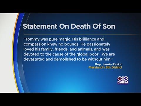 Tommy Raskin, Son Of Rep. Jamie Raskin, Dies At Age 25