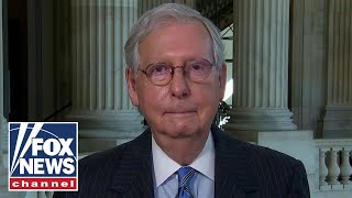 McConnell weighs in after Dems skip Amy Coney Barrett vote