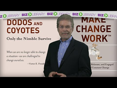 Dodos and Coyotes: Only The Nimble Survive - Preview