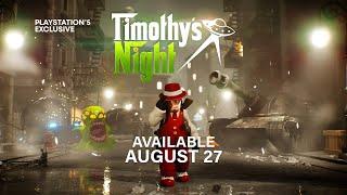 Timothy's Night - Trailer PlayStation 5