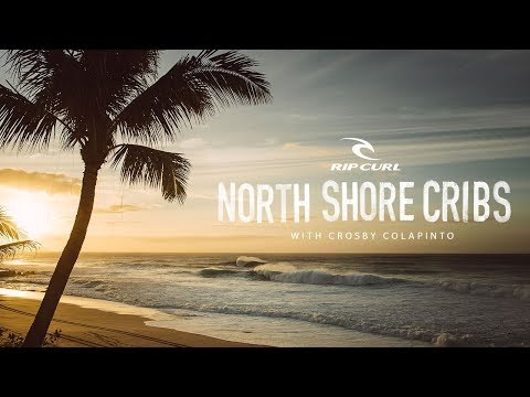 North Shore Cribs with Crosby Colapinto | Inside the Rip Curl House