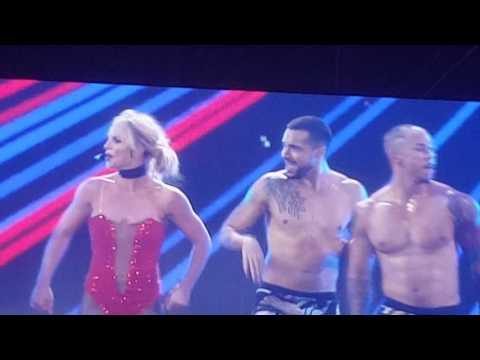 브리트니 스피어스 내한 Britney Spears Live In Seoul(10/6/2017) - crazy + Lucky 이벤트