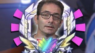 Overwatch - Jeff Kaplan's Rank (2019)
