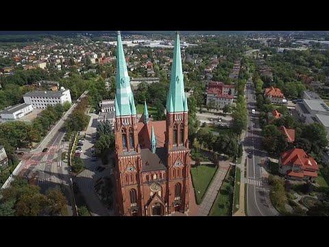 Z drOna - Rybnik: bazylika św. Antoniego