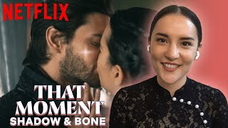 How Alina and the Darkling Created THAT Romantic Scene on Shadow and Bone   Netflix