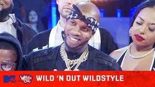 Tory Lanez Puts A Hurtin' On Nick Cannon 😵 | Wild 'N Out | #Wildstyle
