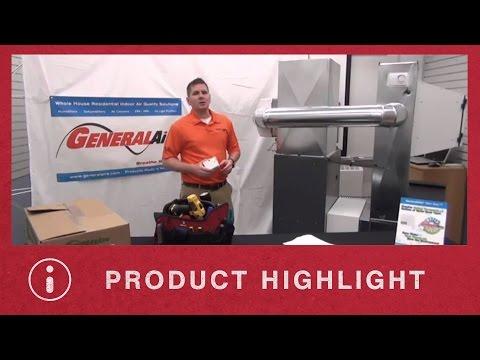 Installing the GeneralAire WaterSavor Controller