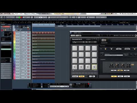 Cubase 7.5 - Advanced video tutorial - TrackVersions