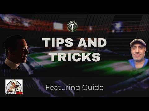 Tips and Tricks with Guido Merry on Football Manager 2020