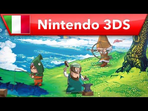 Fantasy Life - Trailer del gioco (Nintendo 3DS)