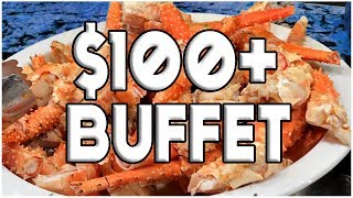 $100+ LAS VEGAS BUFFET